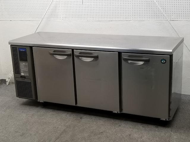 ホシザキ 冷蔵コールドテーブル RT-180SNF-ML 2011年製買取しました!