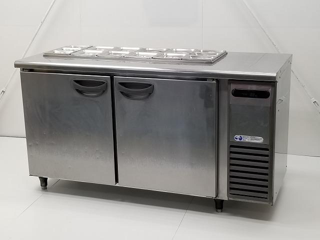 フクシマ サンドイッチ冷蔵コールドテーブル TRC-50RM1-R(改) 2010年製買取しました!