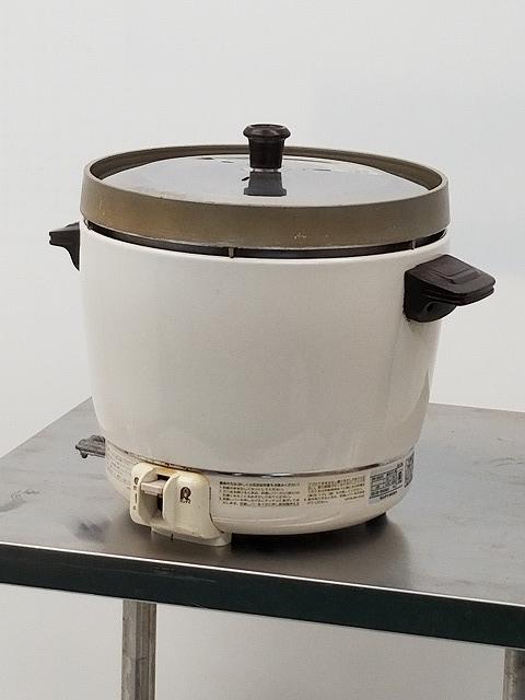リンナイ ガス炊飯器 RR-20SF2 都市ガス 2009年製買取しました!