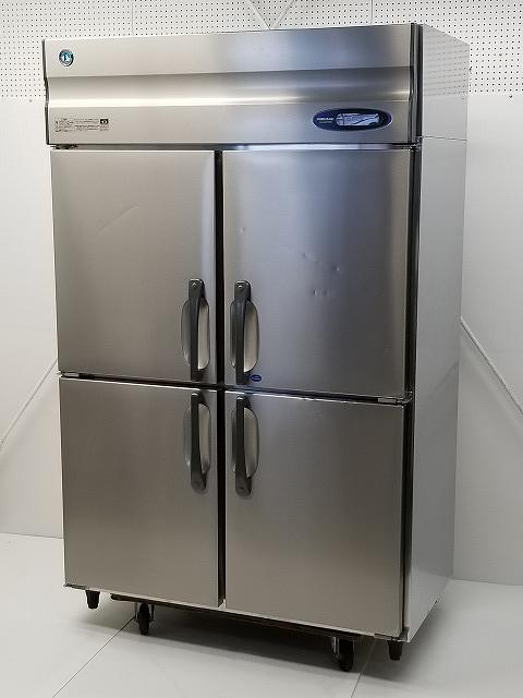 ホシザキ 縦型冷凍冷蔵庫 HRF-120ZT 2015年製買取しました!