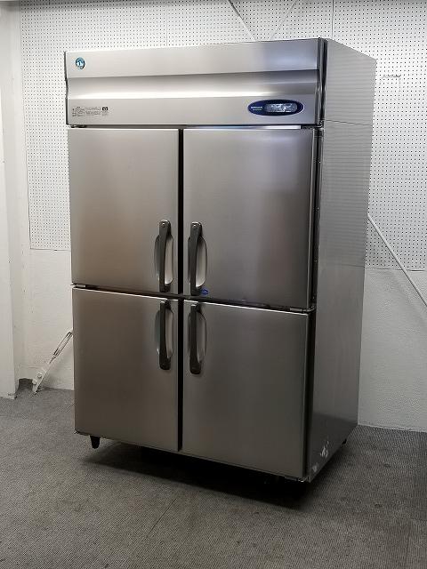 ホシザキ 訳アリ 業務用タテ型冷凍冷蔵庫 HRF-120Z 2013年製