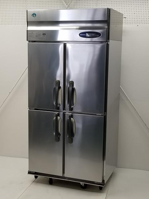 ホシザキ 業務用タテ型冷凍庫 HF-90LZT3-ML 2011年製