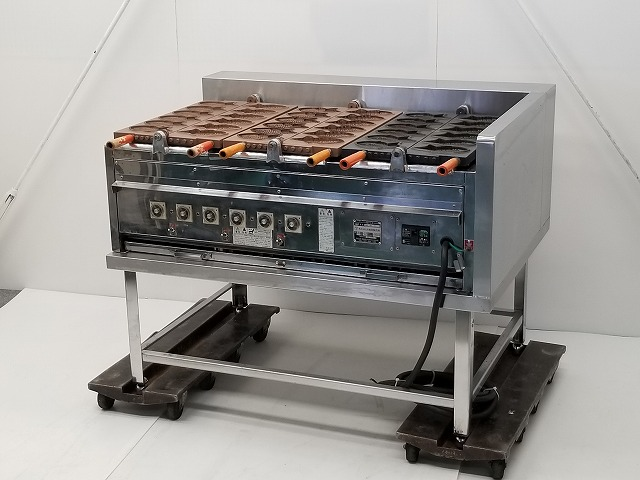 大和田製作所 電気たい焼き機 OWD-101E 2008年製