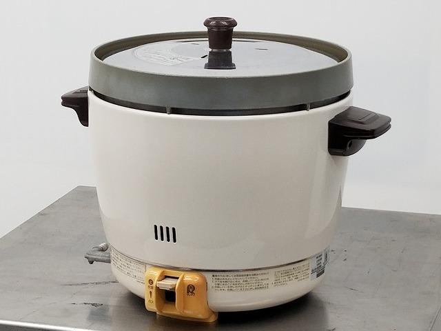 リンナイ ガス炊飯器 RR-20SF2 プロパンガス 2007年製