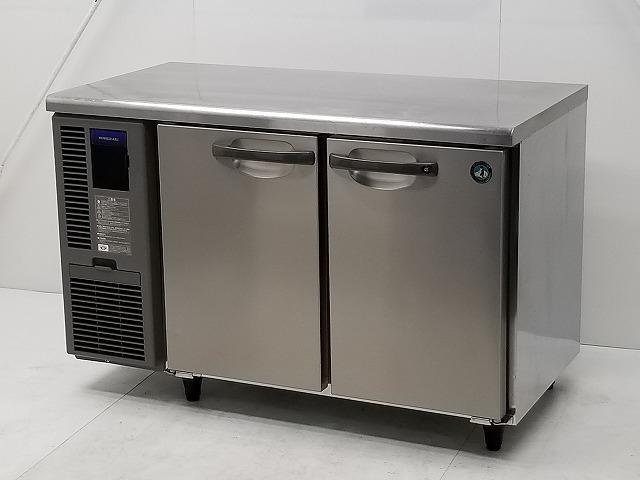 ホシザキ 冷凍冷蔵コールドテーブル RFT-120SNF 2012年製買取しました!