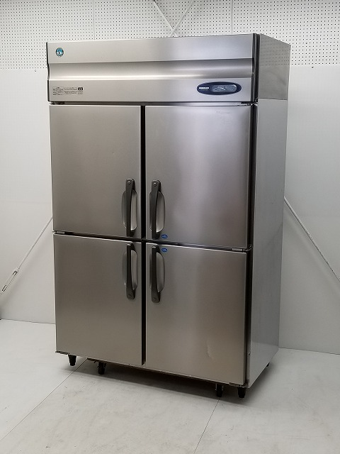 ホシザキ 縦型冷凍冷蔵庫 HRF-120ZFT3-TH 2011年製買取しました!