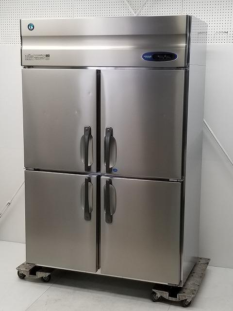 ホシザキ 縦型冷凍冷蔵庫 HRF-120ZT 2016年製買取しました!