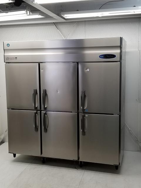 ホシザキ 縦型冷凍冷蔵庫 HRF-180ZF 2012年製買取しました!