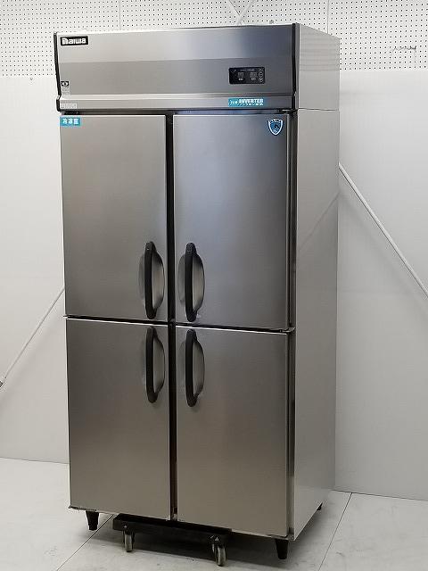 大和冷機 縦型冷凍冷蔵庫 311YS1-EC 2011年製買取しました!