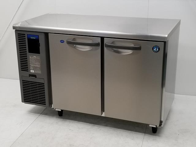 ホシザキ 冷凍冷蔵コールドテーブル RFT-120SNF-E 2018年製買取しました!