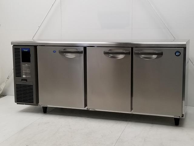 ホシザキ 冷凍冷蔵コールドテーブル RFT-180SNF-E 2016年製買取しました!
