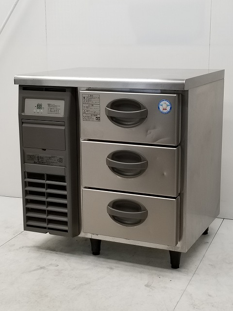 福島工業 ドロワー冷蔵コールドテーブル YDC-080RM2 2016年製買取しました!