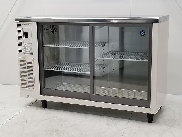 ホシザキ テーブル型冷蔵ショーケース RTS-120STB2 2015年製買取しました!