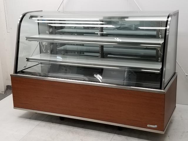 福島工業 対面冷蔵ショーケース ADT-61GTNS2S 2015年製買取しました!