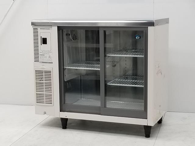 ホシザキ テーブル型冷蔵ショーケース RTS-90STB2 2015年製買取しました!
