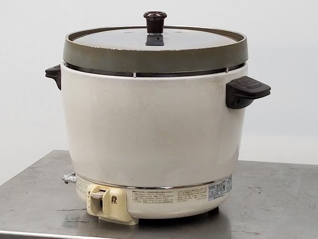 リンナイ ガス炊飯器 RR-20SF2 都市ガス 2006年製買取しました!