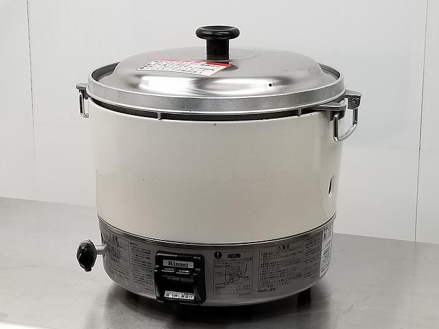リンナイ ガス炊飯器 RR-30S1 プロパンガス 2016年製買取しました!