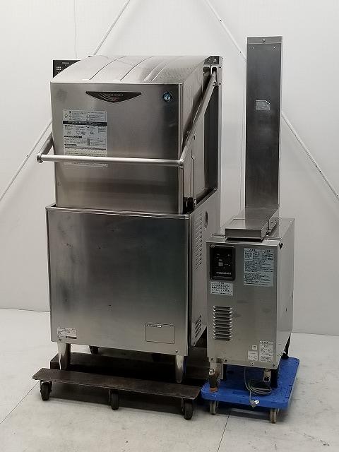 ホシザキ 食器洗浄機 JWE-680A (ブースターWB-25H-680付き) 都市ガス 2007年製買取しました!