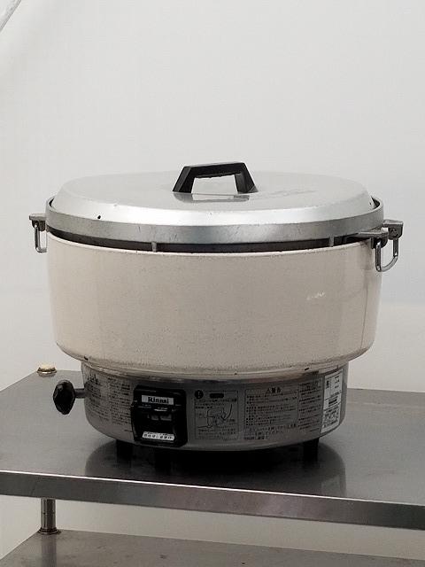 リンナイ ガス炊飯器 RR-40S1 2008年製 プロパンガス買取しました!