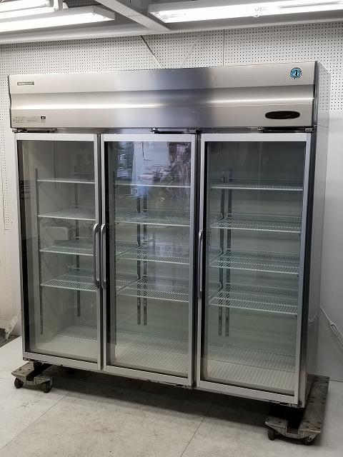 ホシザキ リーチイン冷蔵ショーケース RS-180XT3-1 2010年製買取しました!
