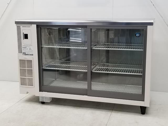 ホシザキ テーブル型冷蔵ショーケース RTS-120STB2 2018年製買取しました!