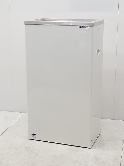 サンデン 冷凍ストッカー PF-G057XE ガラス扉仕様 2017年製買取しました!
