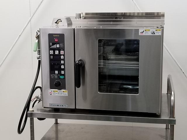 タニコー 電気スチームコンベクションオーブン TSCO-4EBN3 2017年製買取しました!