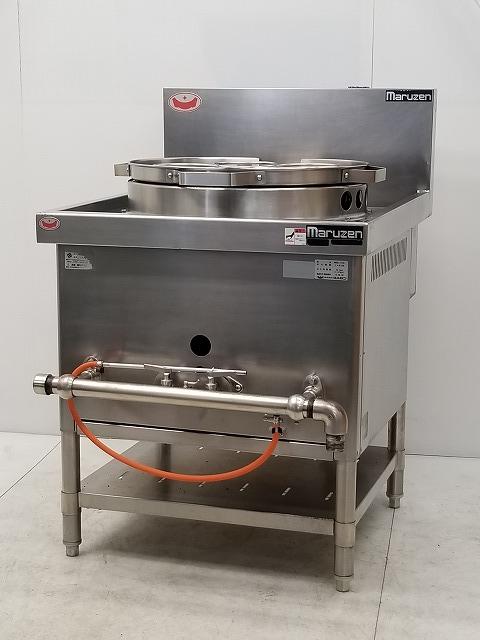 マルゼン 茹で麺機 MRS-171C 2014年製 プロパンガス買取しました!