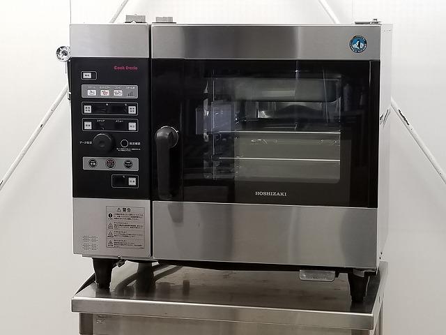 ホシザキ 電気スチームコンベクションオーブン MIC-5TB3 2014年製買取しました!