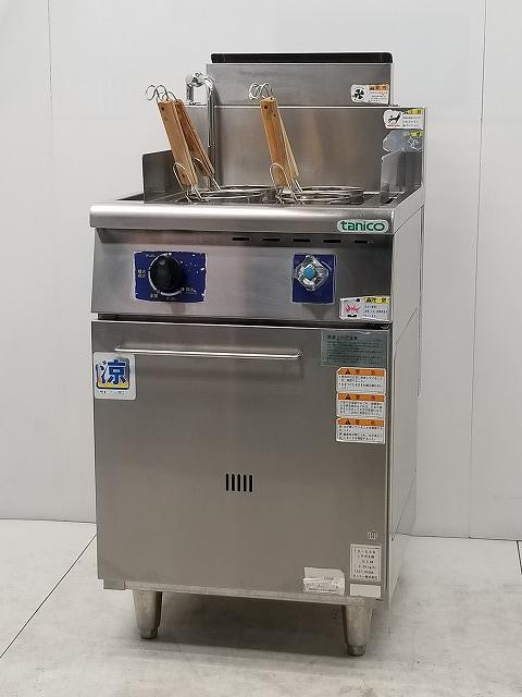 タニコー ガスゆで麺器 TU-50N プロパンガス 2012年製買取しました!