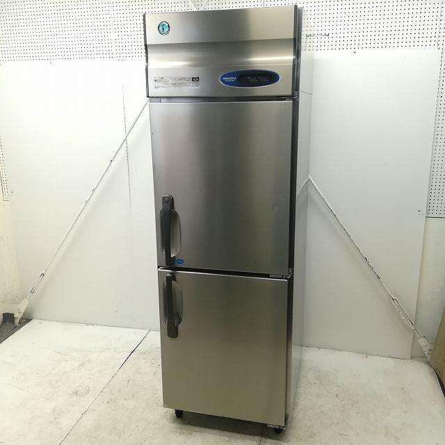 ホシザキ 縦型冷凍冷蔵庫 HRF-63Z-ED 2011年製買取しました!