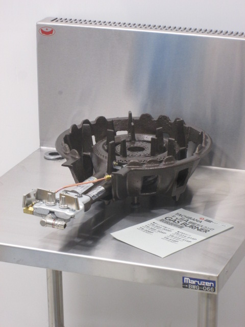 タチバナ 二重鋳物ガスコンロ TS-514P 都市ガス 2018年製 未使用品買取しました!