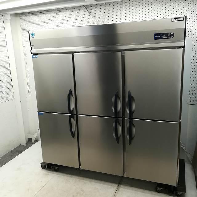 大和冷機 縦型冷凍冷蔵庫 623S2-EC 2015年製買取しました!