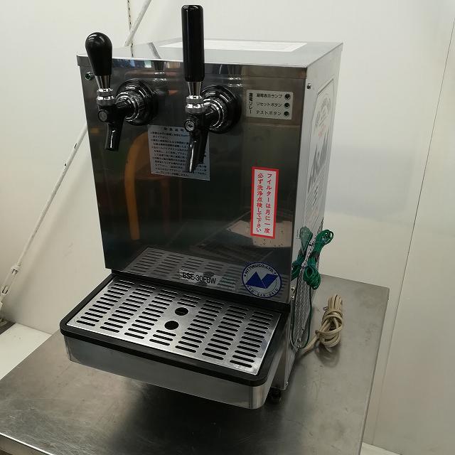 ニットク ビールサーバー BSE-30FBW 2001年製買取しました!