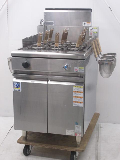 タニコー ガスゆで麺器 TGUS-60A プロパンガス 2017年製買取しました!