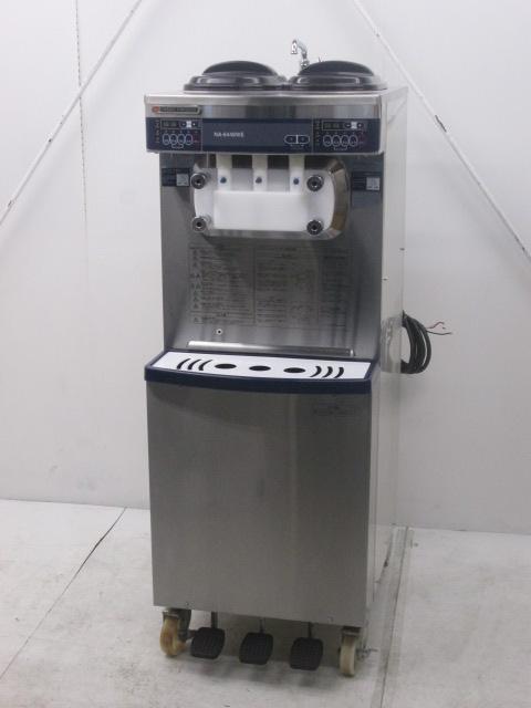 日世 自動殺菌ソフトクリームサーバー NA-6448WE 2007年製買取しました!