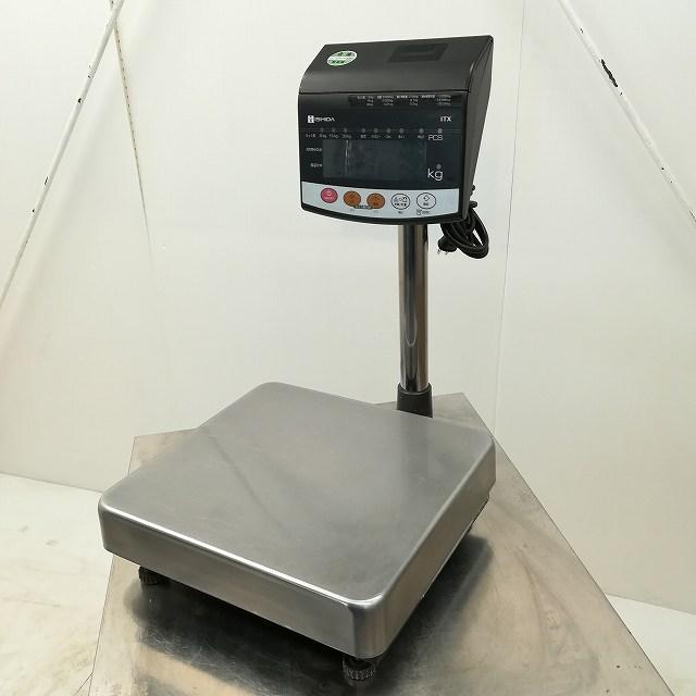 イシダ 電気抵抗線式はかり ITX-30 2010年製買取しました!