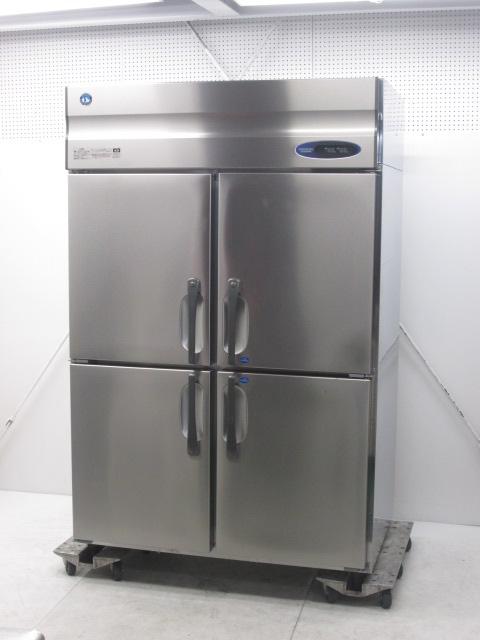 ホシザキ 縦型冷凍冷蔵庫 HRF-120ZF3 2014年製買取しました!