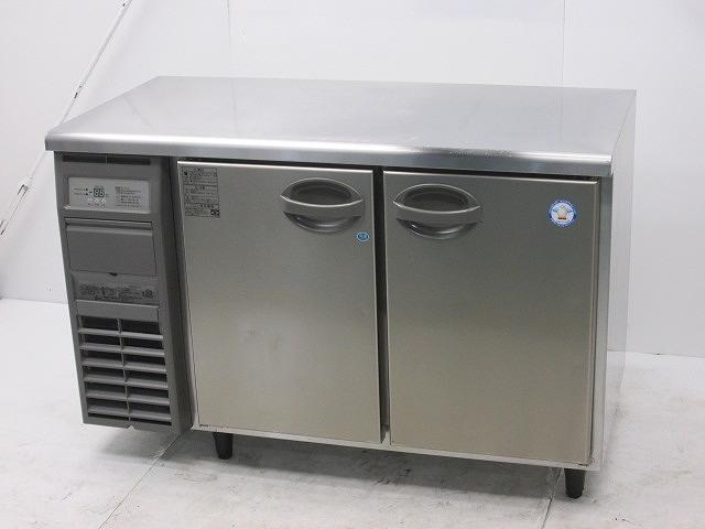 フクシマ 冷凍冷蔵コールドテーブル YRC-121PE2 2015年製買取しました!