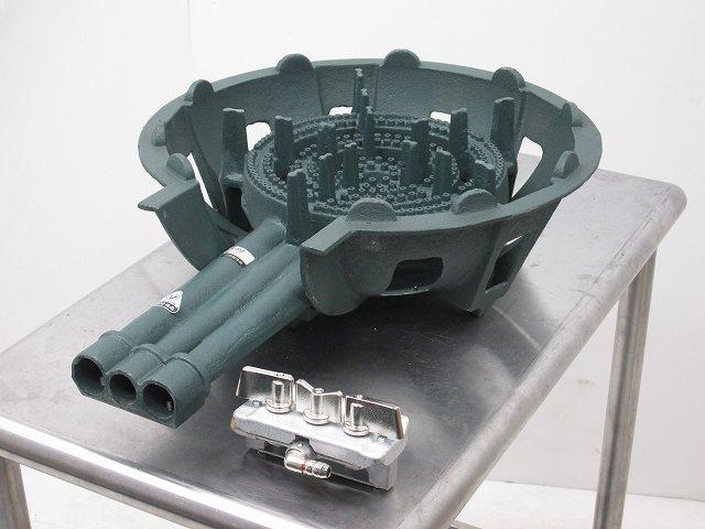 タチバナ製作所 ハイカロリーコンロ (鋳物コンロ) TS-330 プロパンガス用買取しました!