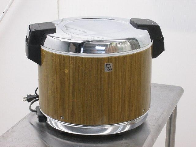 タイガー 電子保温ジャー JHA-5400 2012年製買取しました!
