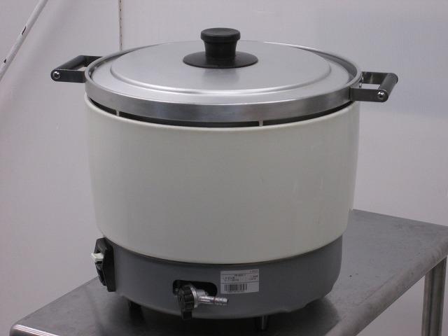 パロマ ガス炊飯器 PR-6DSS-1 プロパンガス 2012年製買取しました!