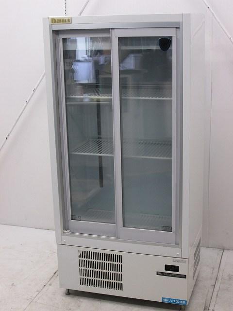 大和冷機 冷蔵ショーケース 211LAU-15 2009年製買取しました!