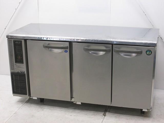 ホシザキ 冷凍冷蔵コールドテーブル RFT-150PNE 2007年製買取しました!