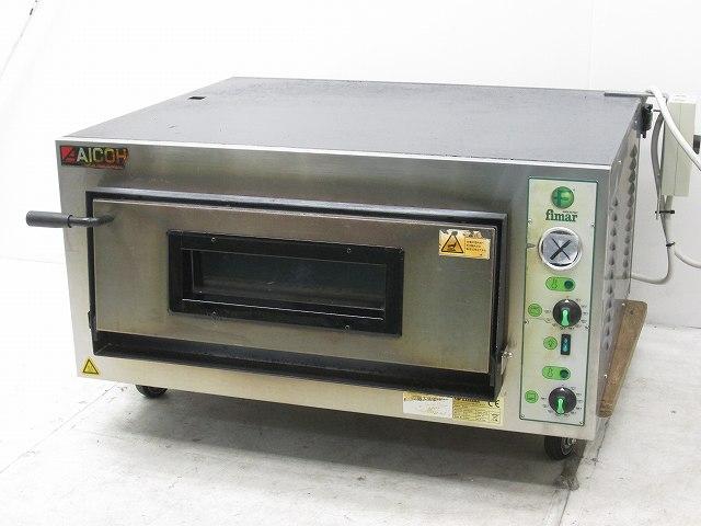 fimar(愛工舎製作所) 電気ピザオーブン FME4 2010年製買取しました!