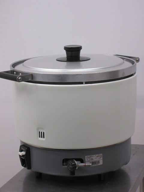 パロマ ガス炊飯器 PR-6DSS-1 都市ガス 2017年製買取しました!