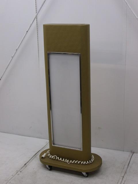 片面電光看板 W600×D300×H1300mm �B買取しました!