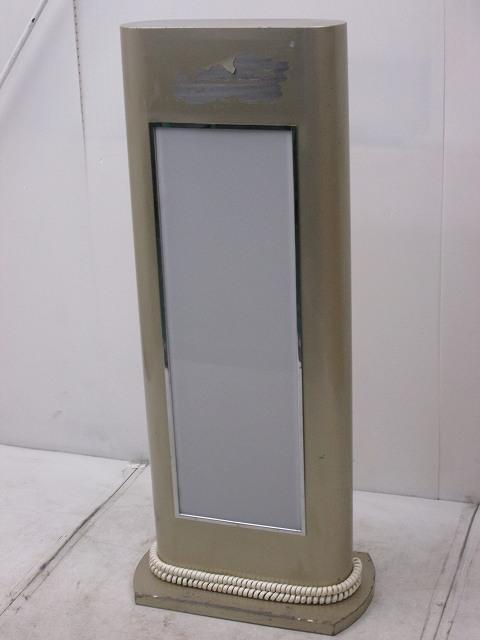 片面電光看板 W540×D300×H1300mm �B買取しました!