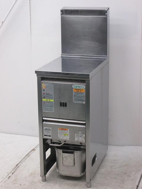 タニコー ガスフライヤー NB-TGFL-35 都市ガス 2009年製買取しました!
