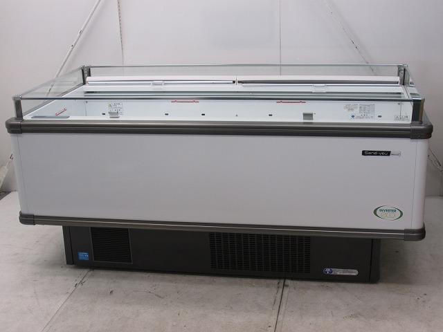 福島工業 平型オープンショーケース 冷凍/冷蔵切替可能 IMC-65PGFTAXR 2016年製買取しました!